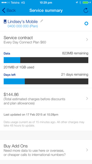 how to get telstra prepaid mobile statement