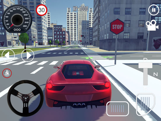 Screenshot 2 Driving School 3D