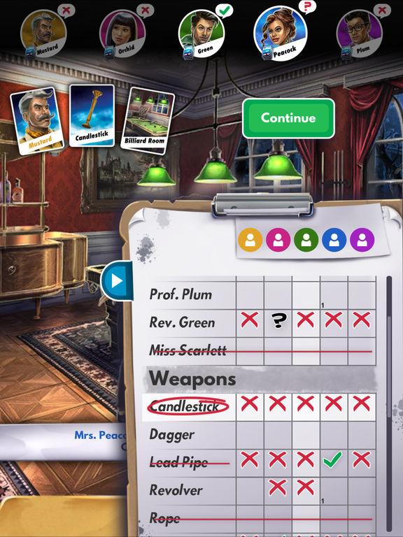 Screenshot 3 Cluedo: The Official Edition