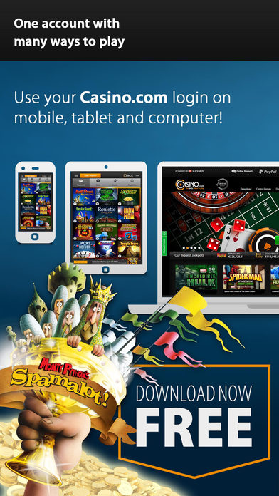 real online casinos for ipad