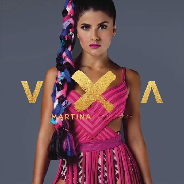 Martina La Peligrosa - Veneno Por Amor (feat. Slow Mike) - Single (2016) [MP3 @256 Kbps]