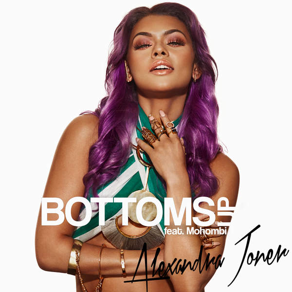 Alexandra Joner - Bottoms Up (feat. Mohombi) - Single [iTunes Plus AAC M4A] (2016)