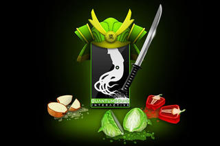 Veggie Samurai iOS Screenshots