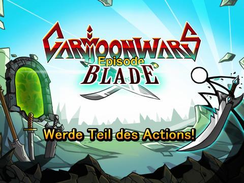 Cartoon Wars: Blade Screenshot
