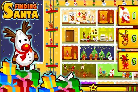 Finding Santa Christmas Special Screenshot