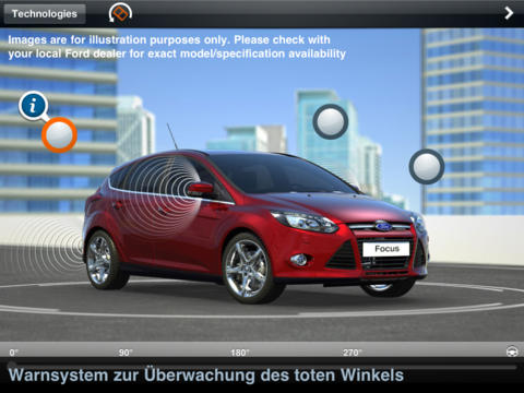 Neuer Ford Focus [SCHWEIZ] (DE) for iPad