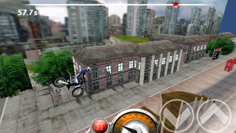 Trial Xtreme 1 iPhone screenshot 2