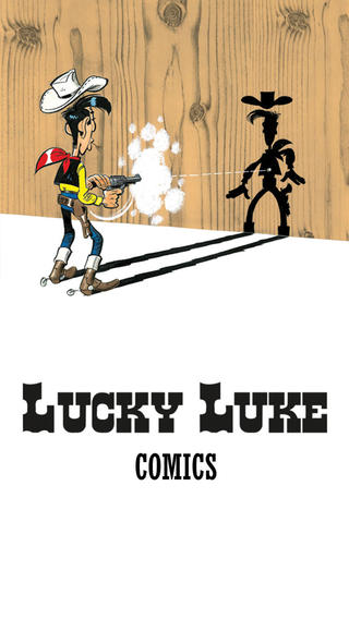 Lucky Luke Comics