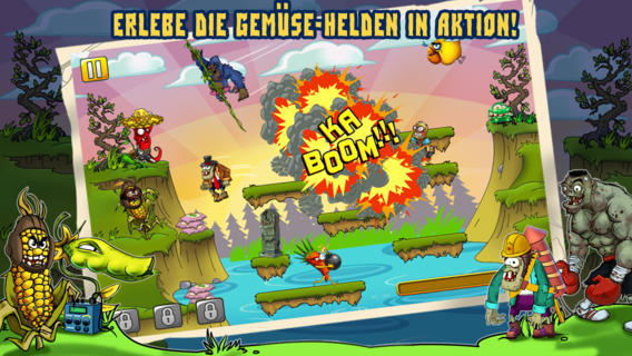 Screenshot 5 I Am Vegend: Zombiegeddon