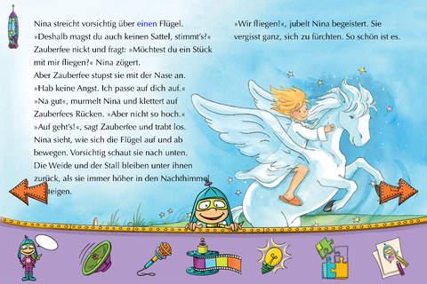 Pony Zauberfee - Nina hat ein Geheimnis - Maxi Interaktiv