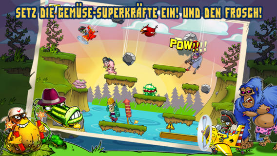 Screenshot 4 I Am Vegend: Zombiegeddon