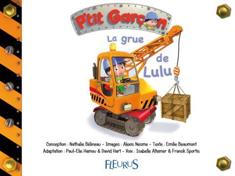 P'TIT GARCON - LA GRUE DE LULU HD iPad