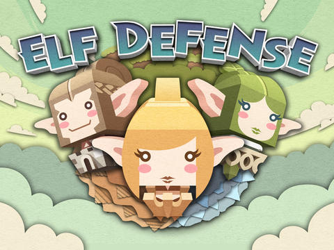 Elf Defense Eng iPad screenshot 5