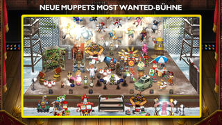 Die Muppets Show iOS Screenshots