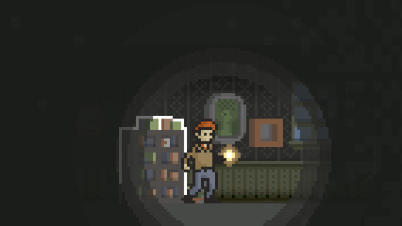 Screenshot 1 Home - A Unique Horror Adventure