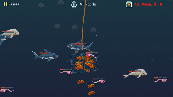 Deadliest Catch: Seas of Fury iPhone iPad