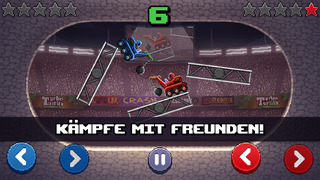 Drive Ahead! iOS Screenshots