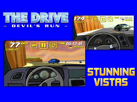 The Drive: Devil´s Run iOS