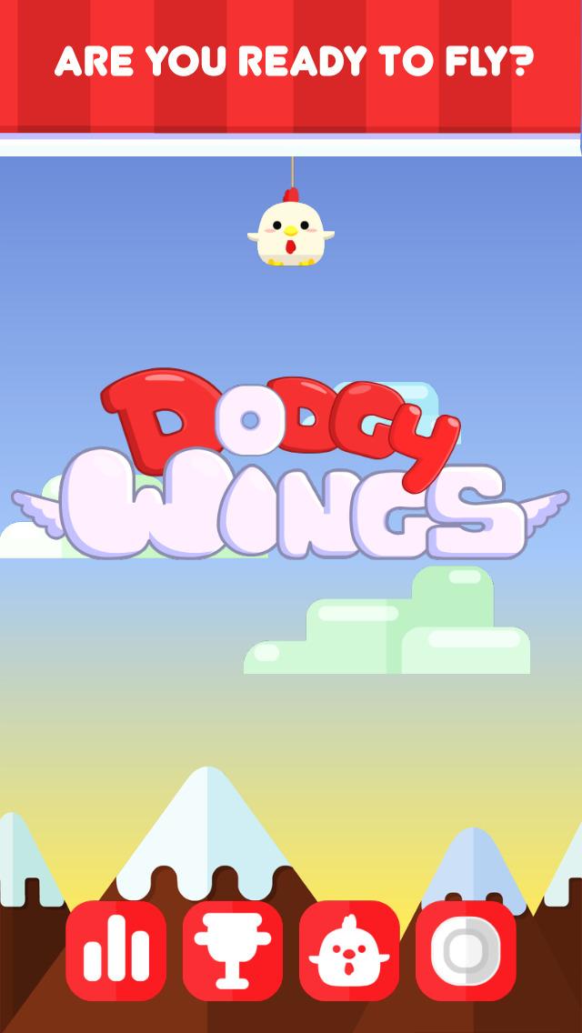 Dodgy Wings - Vermeide den Grill iOS Screenshots