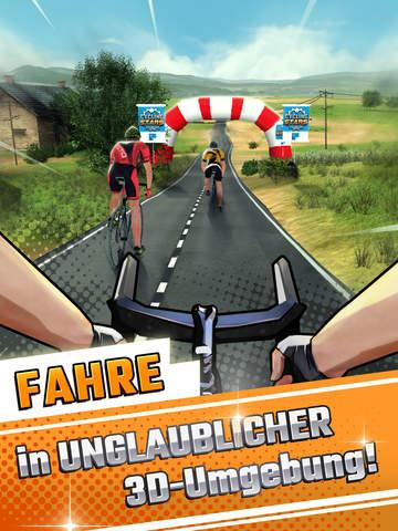 Cycling Stars - La Vuelta iOS Screenshots