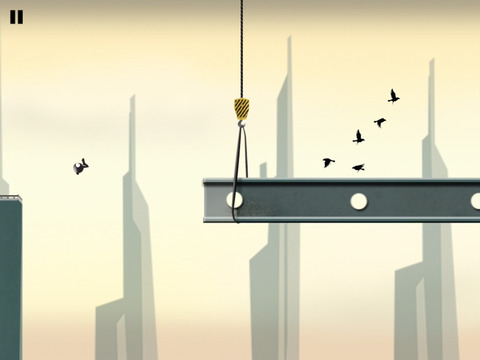 Stickman Roof Runner iPhone iPad