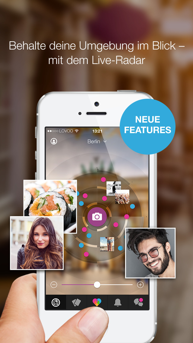 Dating-apps für das iphone 6
