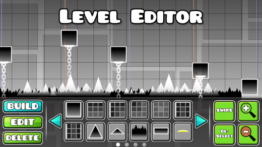 Geometry Dash iPhone iPad