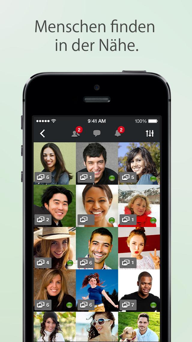 Leute aus der umgebung kennenlernen app
