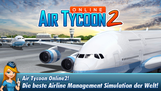 AirTycoon Online 2 iPhone iPad