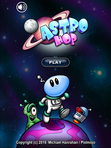 Astro Hop iOS Screenshots