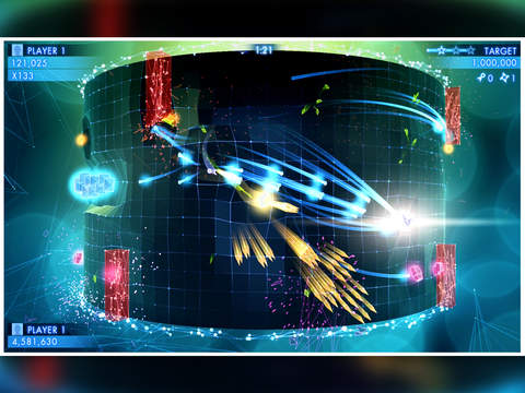 Screenshot 3 Geometry Wars 3: Dimensions Evolved