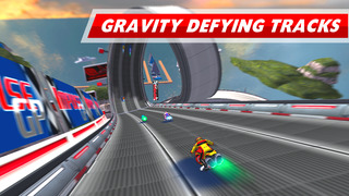 Impulse GP - Super Bike Racing iOS Screenshots