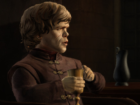 Game of Thrones - A Telltale Games Series iOS Screenshots