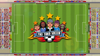 Tiki Taka Soccer iOS Screenshots