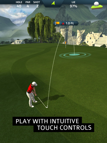 Pro Feel Golf iPhone iPad