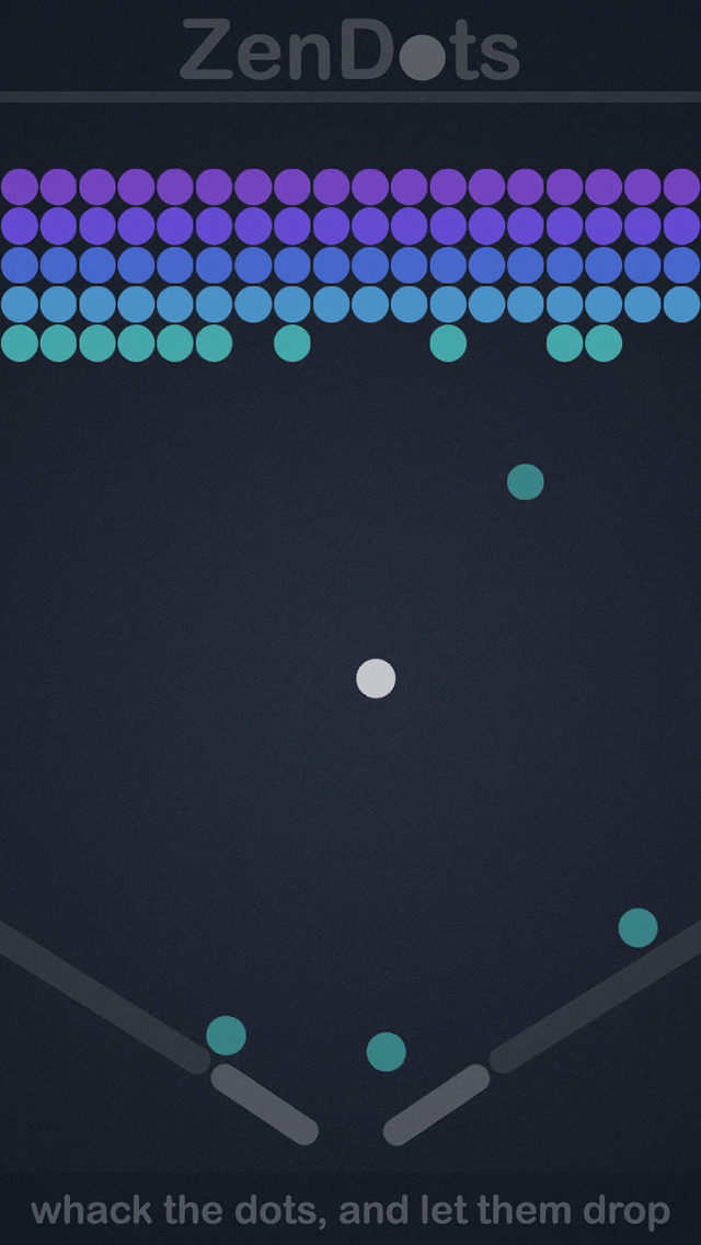 ZenDots iOS Screenshots