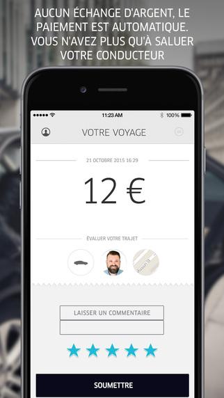 uber votre chauffeur priv pour iphone ipod touch et ipad dans l app store sur itunes. Black Bedroom Furniture Sets. Home Design Ideas