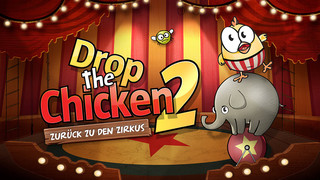 Drop The Chicken 2 iOS Screenshots