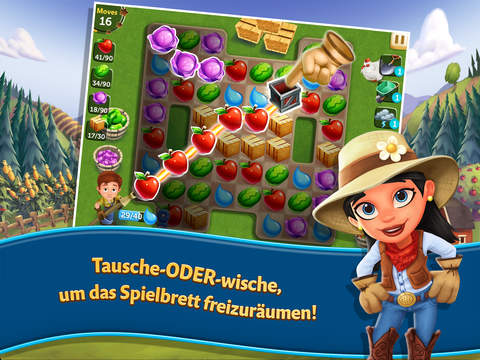 FarmVille: Erntetausch iOS Screenshots