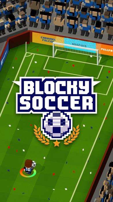 Trucchi Blocky Soccer
