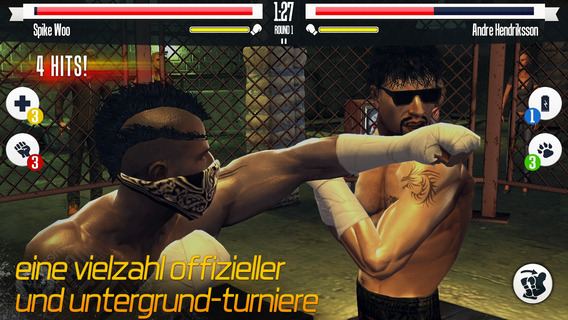 Screenshot 3 Real Boxing