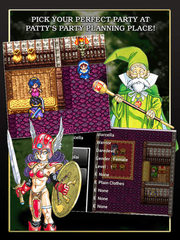 Dragon Quest III iOS