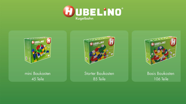 kugelbahn 3d von hubelino im app store. Black Bedroom Furniture Sets. Home Design Ideas