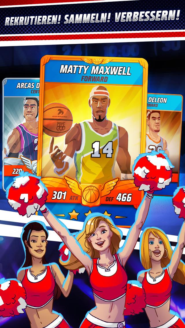 Screenshot 2 Rival Stars Basketball