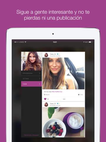 App para conocer gente vip