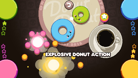 Donut vs Donut iPhone iPad