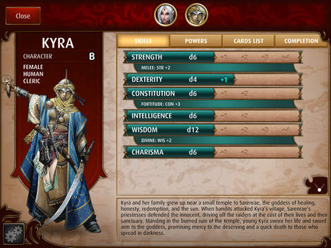 Pathfinder Adventures iOS