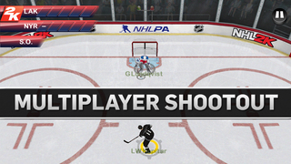 NHL 2K iOS Screenshots