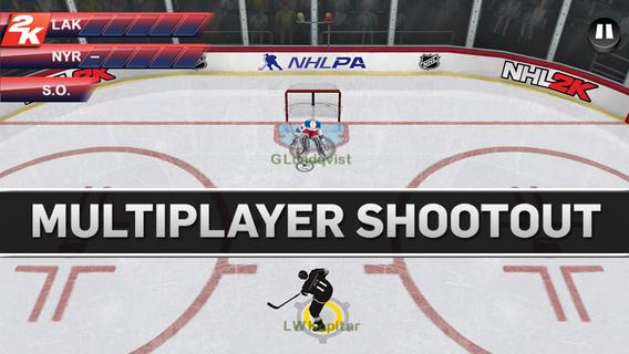 Screenshot 1 NHL 2K