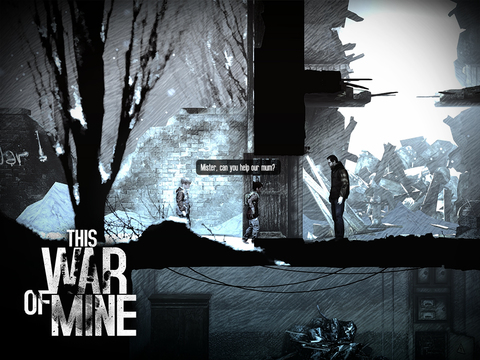 This War of Mine iOS Screenshots